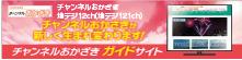 チャンネルおかざきWEB版ガイドサイト