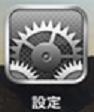 iPhone、iPad サブミッションポート設定1